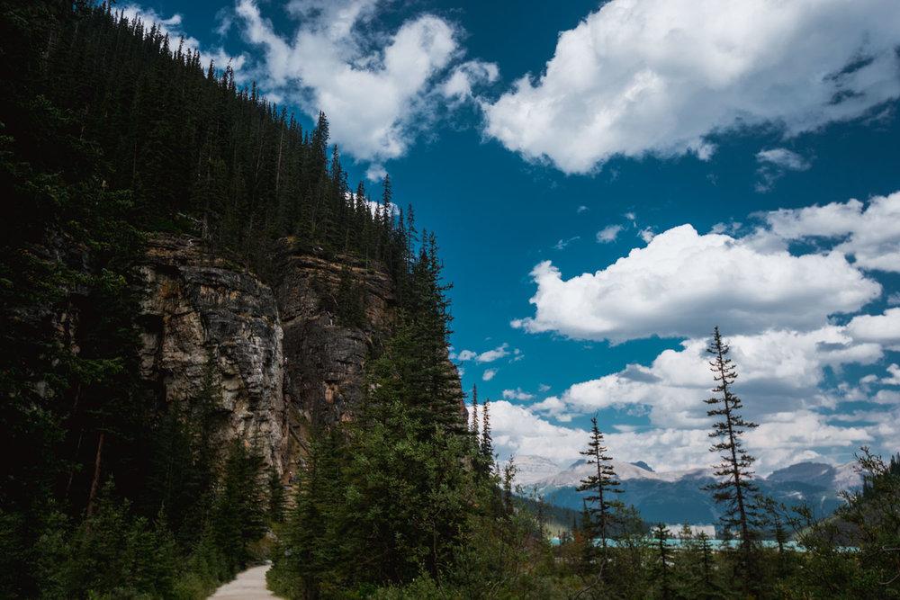 Banff trail