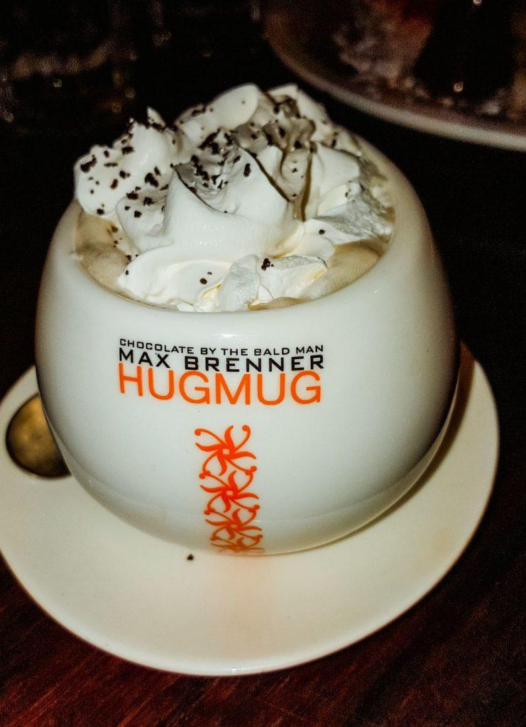 Oreo latte