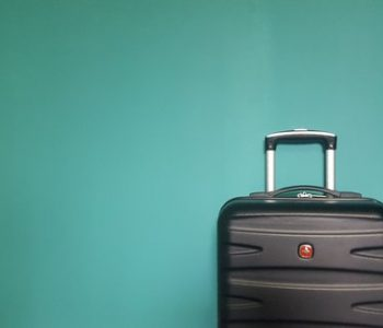 Minimalist travel carry on luggage