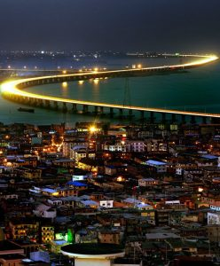 Nigeria's third mainland bridge